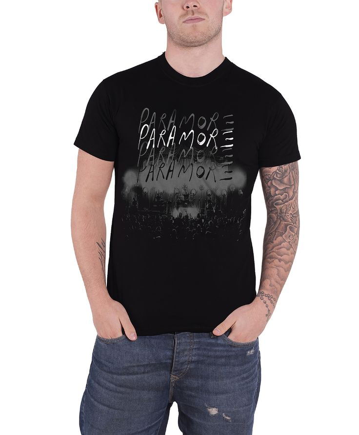 Image result for paramore shirt