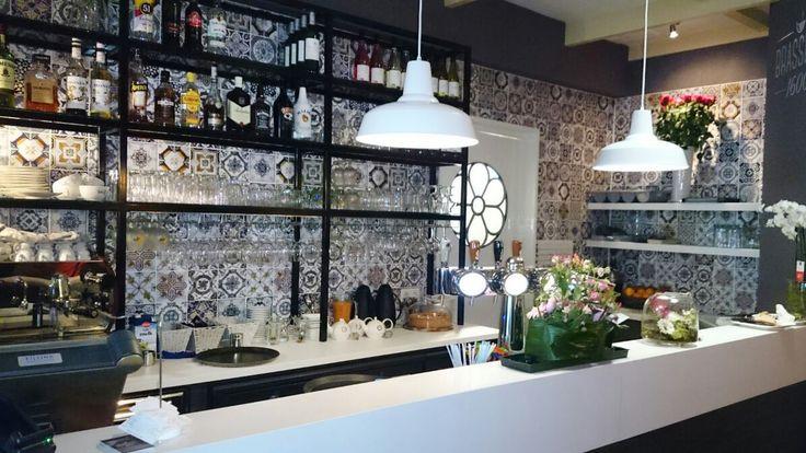 1000 idee n over marokkaanse tegels op pinterest marokkaans patroon marokkaanse badkamer en - Behang voor restaurant ...