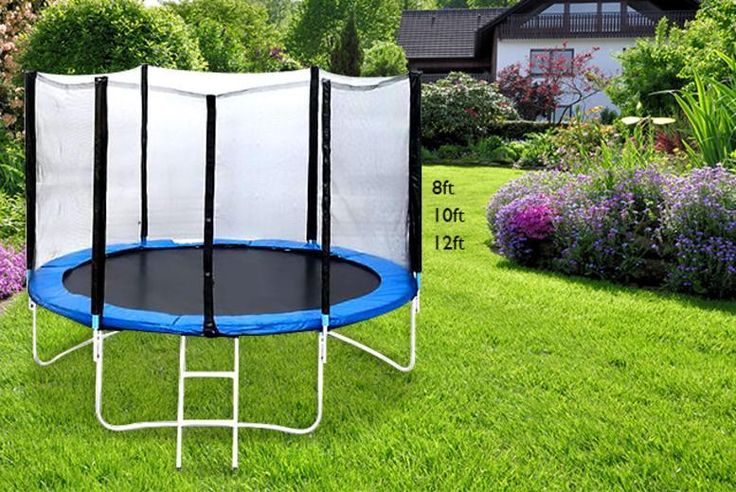 8ft trampoline ends 30 th nov 2014