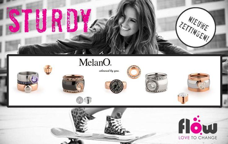 Geweldige nieuwe zettingen voor jouw Melano Sturdy ring!!