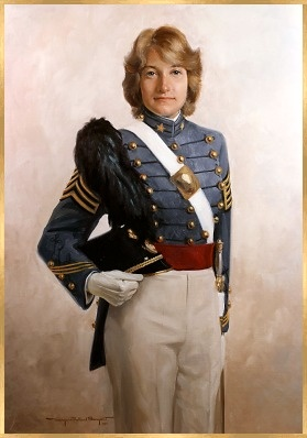 Andrea Lee Holden was, in 1980, the first woman to graduate from the United States Military Academy at West Point. She was also the first woman Rhodes Scholar at West Point. She earned a master's degree at Oxford, and retired from the military in 1992 as a major.