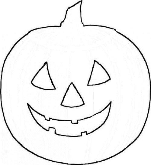 100 best halloween images on pinterest halloween stuff for Pumpkin cut out ideas
