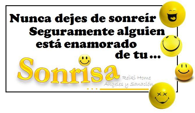 ...Sonrrie...
