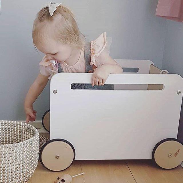 Toni Toy Box On Wheels Toy Boxes Toy Storage Boxes Storage Box On Wheels