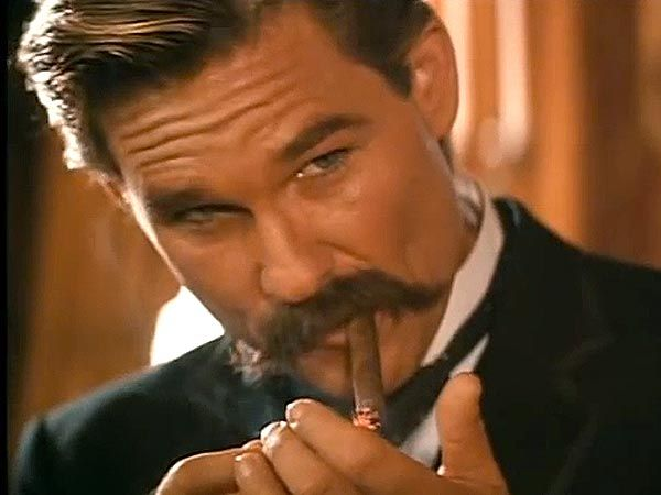 Tombstone 20th Anniversary: The Movie's Best Mustaches : People.
