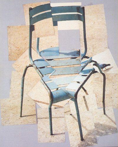 David Hockney Chair