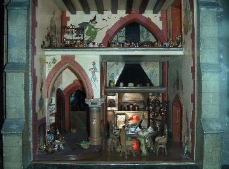 1627 Best Images About Dollhouses I Love On Pinterest