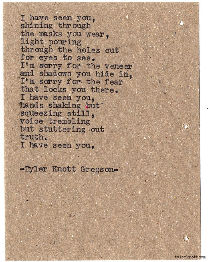 Typewriter Series #924 by Tyler Knott Gregson *It's official, my book, Chasers of the Light, is out! You can order it through Amazon, Barnes and Noble, IndieBound , Books-A-Million , Paper Source or Anthropologie *