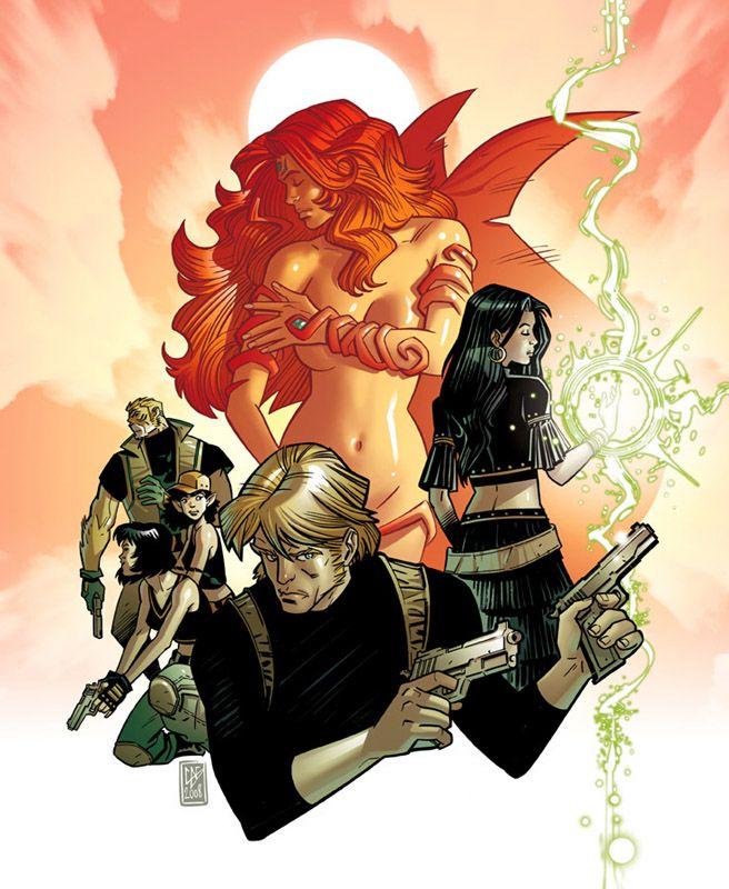 steele's team by GigiCave.deviantart.com on @DeviantArt