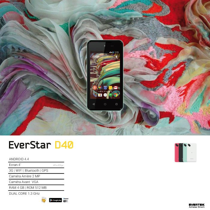 EverStarD40