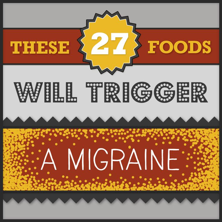 Certain foods may trigger a #migraine. Learn the 27 foods to avoid by clicking the link below:  http://www.healthcentral.com/migraine/cf/slideshows/27-foods-that-can-trigger-migraines?ap=2012
