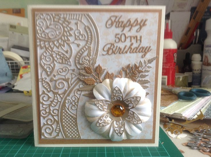 Using tattered lace dies