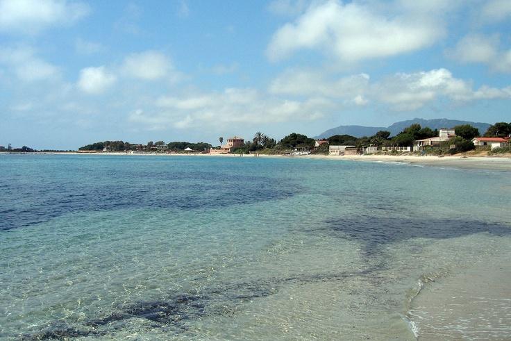Spiaggia Su Guventeddu