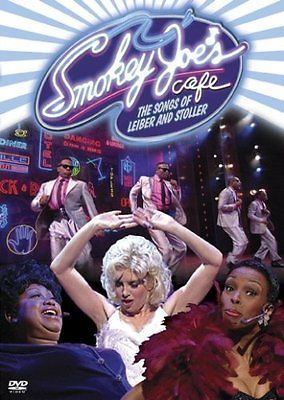 NEW Smokey Joe's Cafe: The Songs of Leiber and Stoller (DVD)