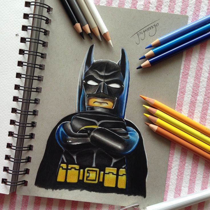 36 best images about art with playmobil on pinterest - Batman playmobil ...