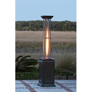 Fire Sense Square Flame Propane Patio Heater