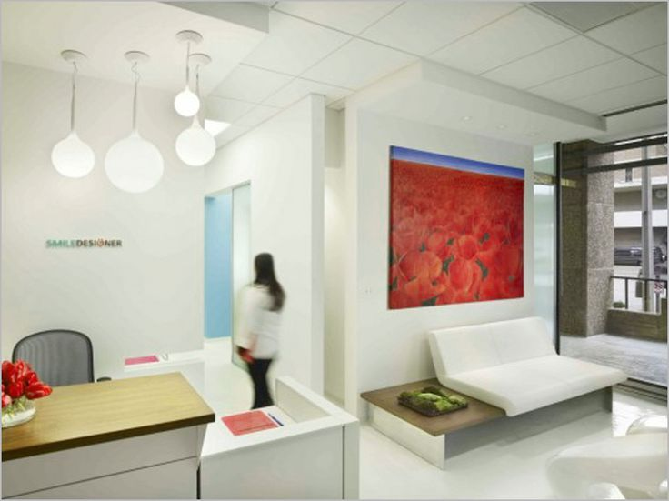 Image 8 Of 11 From Gallery Smile Designer Dental Office Interiors Antonio Sofan Photograph By Halkin Mason Photography