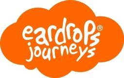 The Eardrops Company logo Graphic Design Ben Ashley (Ashley & Co) www.eardrops.co.nz