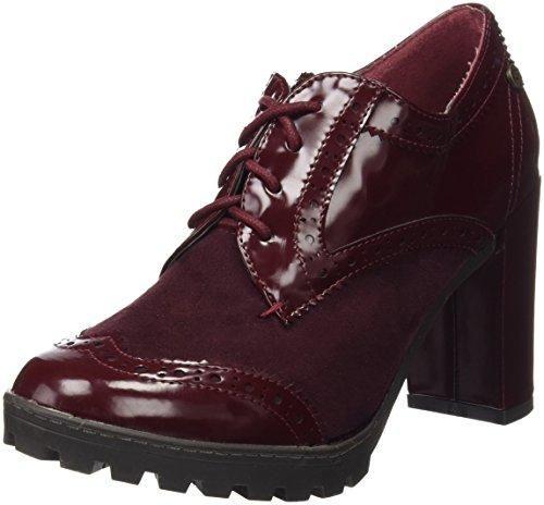 Oferta: 46.95€. Comprar Ofertas de XTI Botin Sra C. Combinado, Zapatos de Cordones Oxford Para Mujer, Rojo (Burdeos), 41 EU barato. ¡Mira las ofertas!
