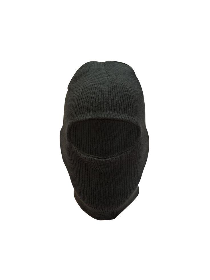 Zeige Details für Strick Gesichtsschutzmütze:   Schirmt Ihr Gesicht über die empfindliche Ohren- und Nasenpartie bis unter die Augen vor eisiger Kälte ab. Optimaler Schutz auch bei scharfem Wind. Sehr bequem durch das angenehm weiche Strick Material.  Stoff: %100 Acryl
