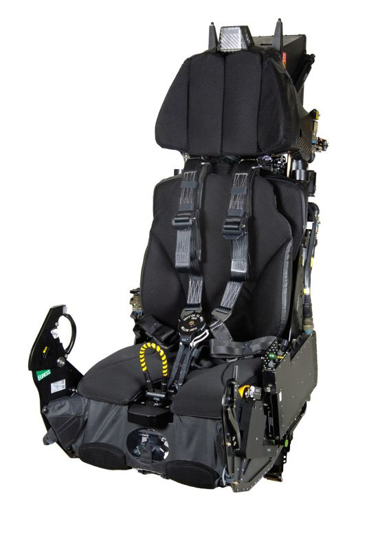 US16 ejection seat