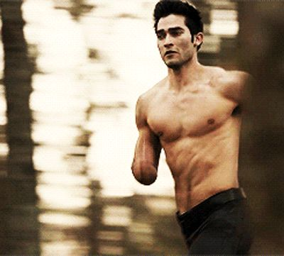 "All eight of Derek's abs. | 17 Reasons You Can't Stop Watching ""Teen Wolf"""