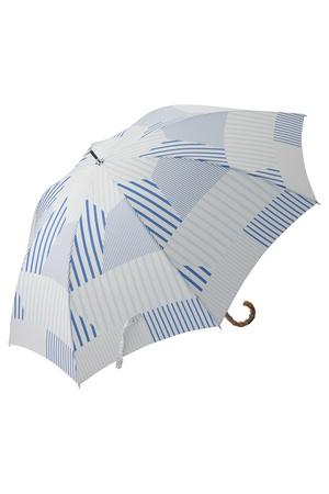 パッチワーク柄傘