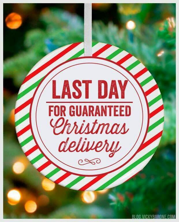 Tomorrow is the last day to order for christmas  shipment if your in texas! Www.my.tupperware.com/cristihendrickson make sure you get your Tupperware order by tomorrow evening!  Kimberly