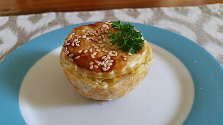 Chicken & Vegetable Pie Filling