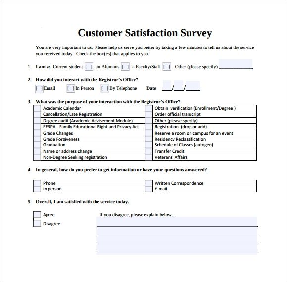 Amp Pinterest In Action Customer Satisfaction Survey Template Employee Satisfaction Survey Questions Survey Template