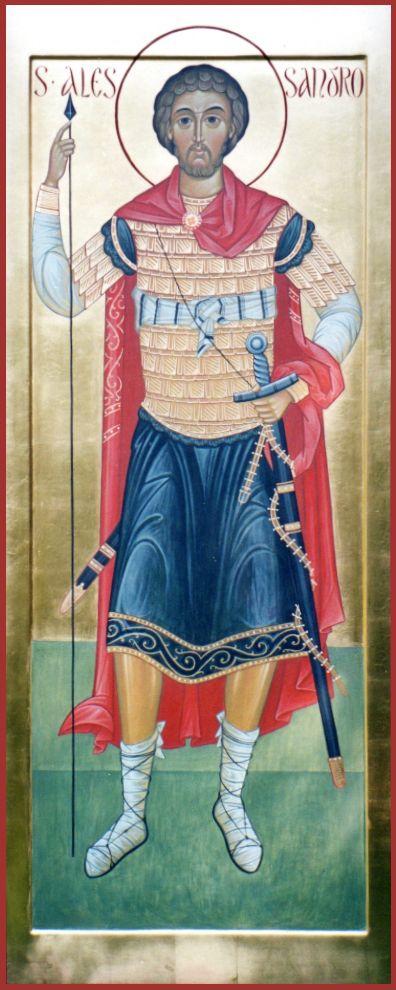 Sant'Alessandro per mano di Giuseppe Bottione (Italy)