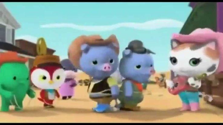 Cartoon Sheriff Callie's Wild West Full Episode HD 2014 Part 2