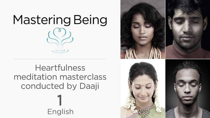 Free Online Meditation Masterclasses| English| 1st January 2018 with CC ...