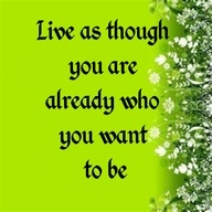 Who do you want to be? Learn the Law of Attraction to make it so...