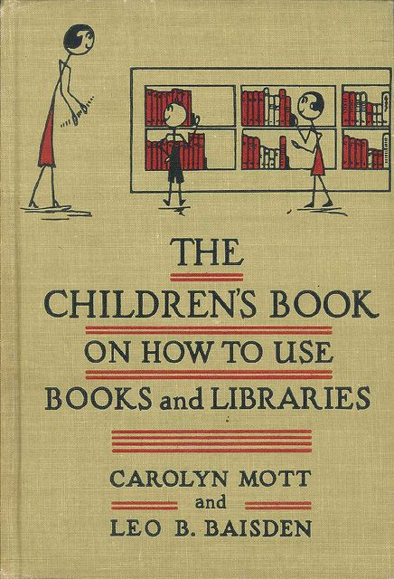 The Children's Book on How to Use Books and Libraries http://www.cavendishsq.com/