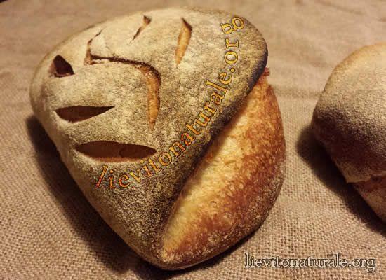 Pane Le Tabatiere con Lievito Naturale o Pasta Madre