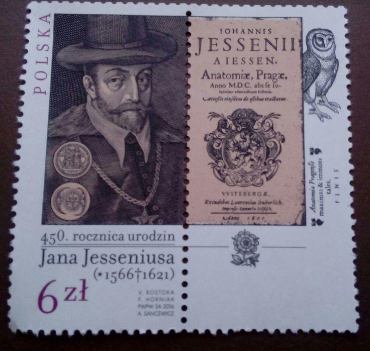 Poland stamp 2016