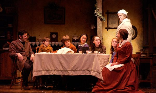 A Christmas Carol 04 | Goodman Theatre | Chicago