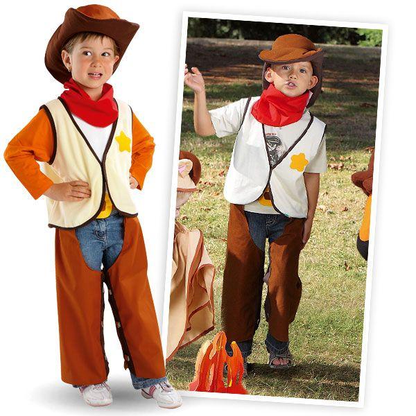 Déguisement cow-boy Wesco pour enfant #anniversaire