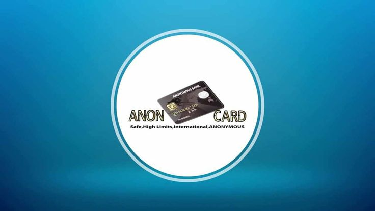 Anon Debit Card is completely anonymous. No personal verification is required. The prepaid card has its own IBAN bank account so you can simply load it by PayPal or money bank transfer.You can use it for Internet transactions, payments in real shops or withdraw cash from any ATM worldwide. Just like any other VISA credit or debit card.