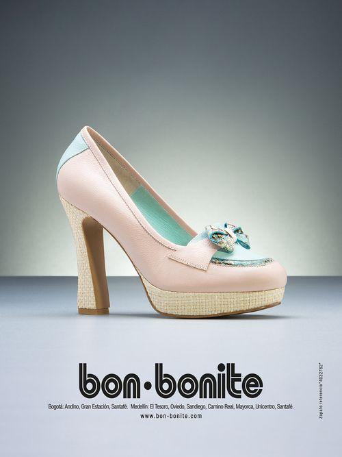 Bon Bonite. Campaña enero 2013. Fotógrafo: Jorge Mesa.