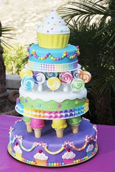 30 gâteaux d'anniversaire hallucinants !