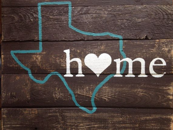 Hey, I found this really awesome Etsy listing at https://www.etsy.com/listing/199966333/rustic-texas-home-sign