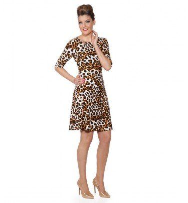 5abb28939c5230 POMPÖÖS® Kleid Paris POMPÖÖS® Mode Kleid CHANNEL21