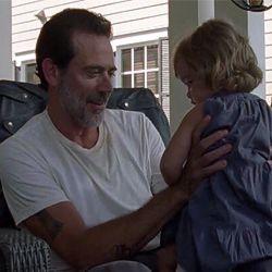 Stealing Rick's children. most evil move.
