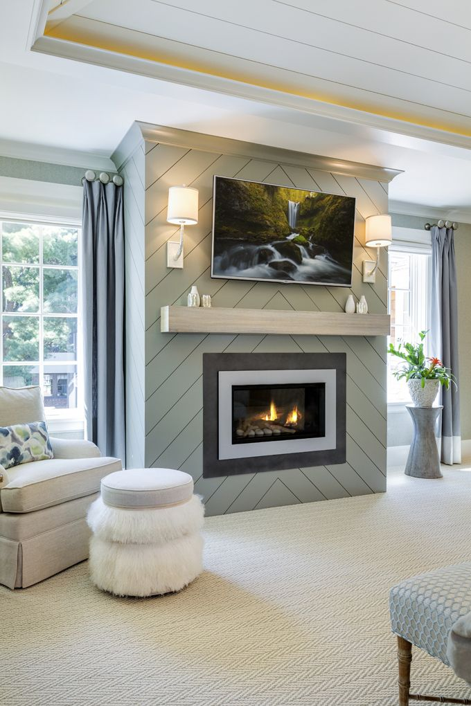 15 Cool Fireplaces That Will Make You