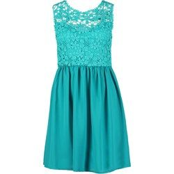 Even&Odd Sukienka koktajlowa green