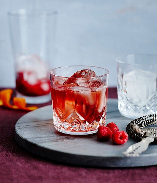 Mr Moustache's El Agridulce | Cocktail recipe - Gourmet Traveller