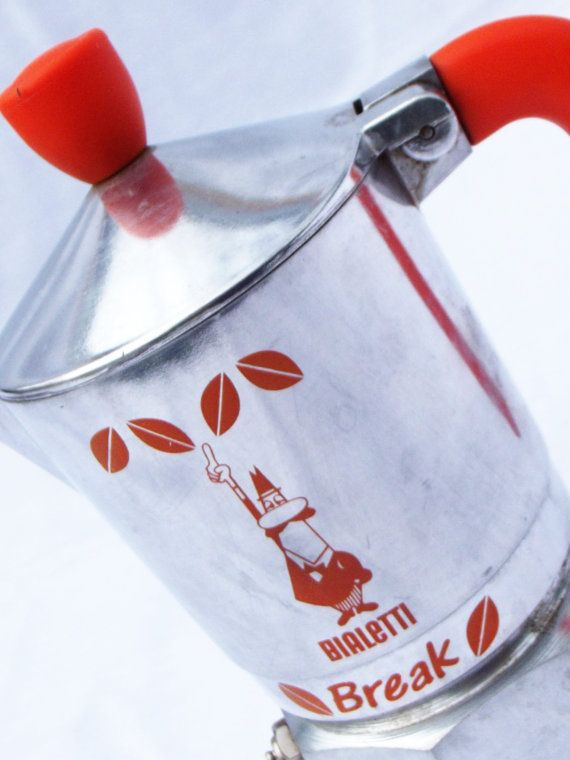 Italien Bialetti cafetière italienne par VintageFrenchThings