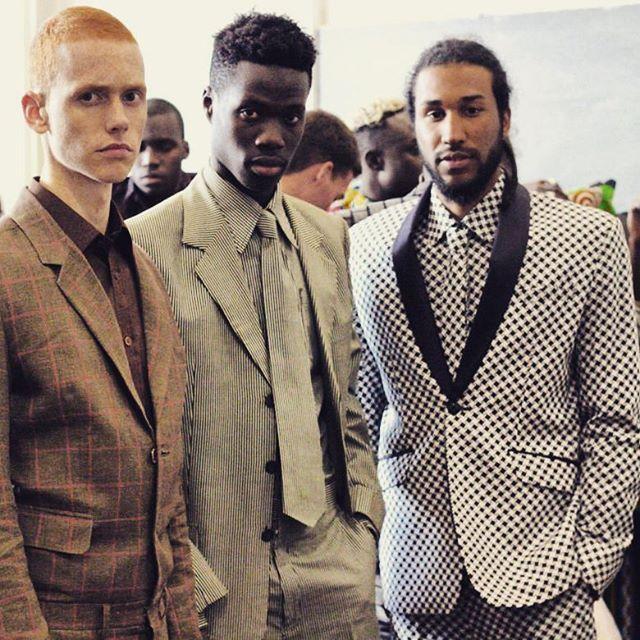 Sharp suits from Braima Sori Ba (@sori_ba) From Guinée Bissau, based in Hamburg
